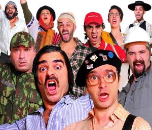 Homens da Luta concorrem ao Festival da Canção 2011