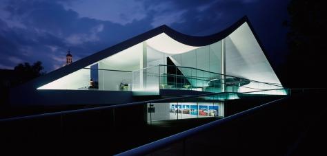 Serpentine Gallery Pavillon, Londres
