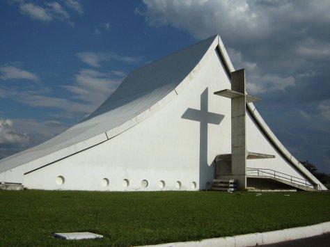 Catedral Militar Rainha da Paz, Brasília