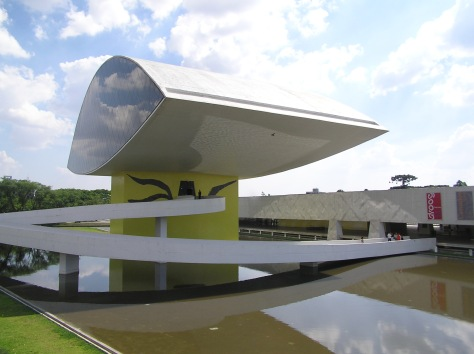 Museu Oscar Niemeyer, Curitiba